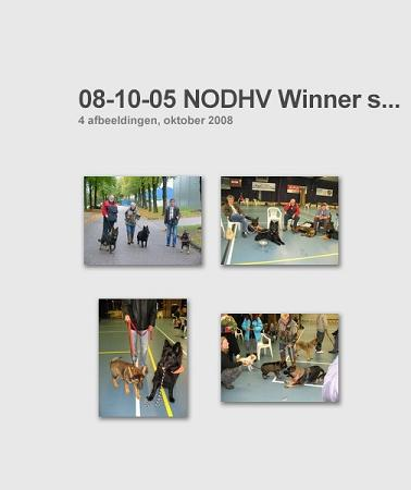 NODHV Winner in Wijchen
